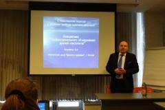 Выступление на научном форуме Мужское здоровье