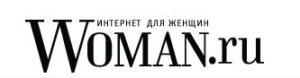 лого woman.ru