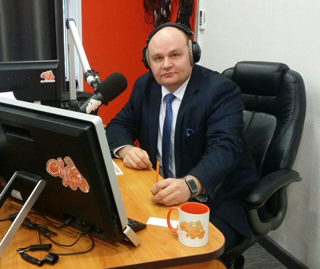 Сексолог семейный психолог Кульгавчук Свое радио