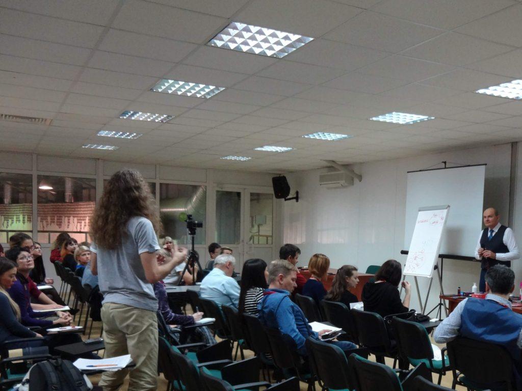 Лекция сексолога Кульгавчука Евгения Александровича